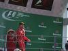 GP ITALIA, 03.09.2017- Podium, 3rd Sebastian Vettel (GER) Ferrari SF70H