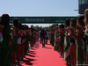 GP ITALIA, 03.09.2017- drivers parade Esteban Ocon (FRA) Sahara Force India F1 VJM10