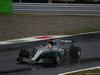 GP ITALIA, 02.09.2017- Qualifiche, Lewis Hamilton (GBR) Mercedes AMG F1 W08 celebrates the 69th pole position