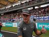GP MALESIA, 01.10.2017 - Stoffel Vandoorne (BEL) McLaren MCL32