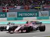 GP MALESIA, 01.10.2017 - Gara, Felipe Massa (BRA) Williams FW40 e Esteban Ocon (FRA) Sahara Force India F1 VJM10