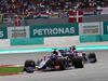 GP MALESIA, 01.10.2017 - Gara, Carlos Sainz Jr (ESP) Scuderia Toro Rosso STR12 davanti a Pierre Gasly (FRA) Scuderia Toro Rosso STR12