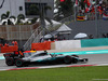 GP MALESIA, 01.10.2017 - Gara, Valtteri Bottas (FIN) Mercedes AMG F1 W08 e Daniel Ricciardo (AUS) Red Bull Racing RB13