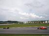 GP MALESIA, 01.10.2017 - Gara, Fernando Alonso (ESP) McLaren MCL32 e Sebastian Vettel (GER) Ferrari SF70H