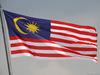 GP MALESIA, 28.09.2017 - Malaysian flag