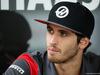 GP MALESIA, 28.09.2017 - Antonio Giovinazzi (ITA) Haas F1 Team Test Driver