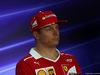 GP MALESIA, 28.09.2017 - Conferenza Stampa, Kimi Raikkonen (FIN) Ferrari SF70H