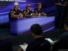 GP MALESIA, 28.09.2017 - Conferenza Stampa, Pierre Gasly (FRA) Scuderia Toro Rosso STR12, Carlos Sainz Jr (ESP) Scuderia Toro Rosso STR12 e Marcus Ericsson (SUE) Sauber C36