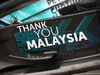 GP MALESIA, 28.09.2017 - Mercedes AMG F1 W08, detail