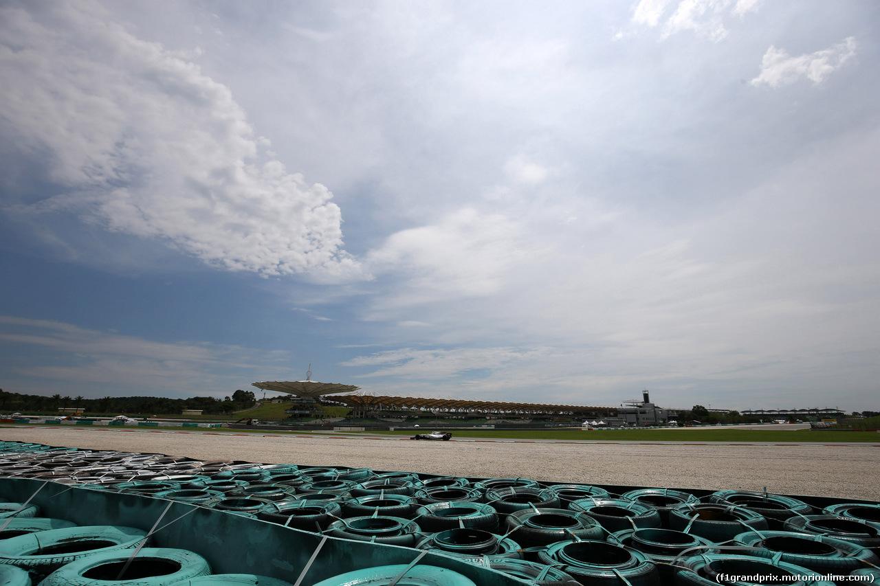 GP MALESIA, 30.09.2017 - Prove Libere 3, Felipe Massa (BRA) Williams FW40