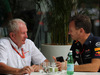 GP MALESIA, 30.09.2017 - Helmut Marko (AUT), Red Bull Racing, Red Bull Advisor e Christian Horner (GBR), Red Bull Racing, Sporting Director