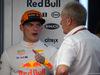 GP MALESIA, 30.09.2017 - Free Practice 3, Max Verstappen (NED) Red Bull Racing RB13 e Helmut Marko (AUT), Red Bull Racing, Red Bull Advisor