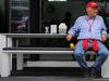 GP MALESIA, 30.09.2017 - Free Practice 3, Nikki Lauda (AU), Mercedes