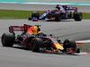 GP MALESIA, 30.09.2017 - Free Practice 3, Daniel Ricciardo (AUS) Red Bull Racing RB13 e Pierre Gasly (FRA) Scuderia Toro Rosso STR12