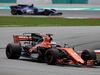 GP MALESIA, 30.09.2017 - Free Practice 3, Fernando Alonso (ESP) McLaren MCL32