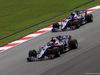 GP MALESIA, 29.09.2017 - Free Practice 2, Pierre Gasly (FRA) Scuderia Toro Rosso STR12 davanti a Carlos Sainz Jr (ESP) Scuderia Toro Rosso STR12