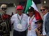 GP MESSICO, 29.10.2017 - Juan Ramirez (MEX) e Emerson Fittipaldi (BRA)