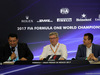 GP MESSICO, 26.10.2017 - Conferenza Stampa, Ross Brawn (GBR) Formula One Managing Director of Motorsports