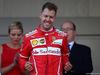 GP MONACO, 28.05.2017 - Gara, (L-R) Charlene Wittstock Princess of Monaco, Sebastian Vettel (GER) Ferrari SF70H vincitore e S.A.S. Prince Albert II