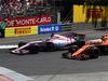 GP MONACO, 28.05.2017 - Gara, Crash, Stoffel Vandoorne (BEL) McLaren MCL32 e Sergio Perez (MEX) Sahara Force India F1 VJM010