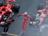 GP MONACO, 28.05.2017 - Gara, Sebastian Vettel (GER) Ferrari SF70H vincitore