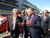 GP RUSSIA, 30.04.2017 - Gara, Chase Carey (USA) Formula One Group Chairman e Dmitry Kozak (RUS) Deputy Prime Minister of the Russian Federation
