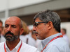 GP SINGAPORE, 17.09.2017 - Ivan Capelli (ITA) ACI Milano, President e Giancarlo Bruno (ITA) RAI TV