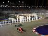 GP SINGAPORE, 17.09.2017 - Gara, Sebastian Vettel (GER) Ferrari SF70H e Lewis Hamilton (GBR) Mercedes AMG F1 W08