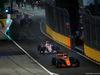 GP SINGAPORE, 17.09.2017 - Gara, Safety car trought the pit lane, Stoffel Vandoorne (BEL) McLaren MCL32