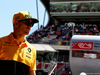 GP SPAGNA, Nico Hulkenberg (GER) Renault Sport F1 Team on the drivers parade. 14.05.2017.