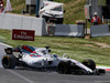 GP SPAGNA, Felipe Massa (BRA) Williams FW40 with a puncture at the partenza of the race. 14.05.2017.