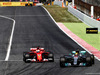 GP SPAGNA, Sebastian Vettel (GER) Ferrari SF70H e Lewis Hamilton (GBR) Mercedes AMG F1 W08 battle for the lead of the race. 14.05.2017.