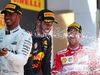 GP SPAGNA, Lewis Hamilton (GBR) Mercedes AMG F1  e Daniel Ricciardo (AUS) Red Bull Racing  14.05.2017.