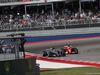 GP STATI UNITI, 22.10.2017 - Gara, Lewis Hamilton (GBR) Mercedes AMG F1 W08 e Sebastian Vettel (GER) Ferrari SF70H