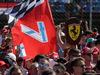 GP UNGHERIA, 30.07.2017 - Gara, Fans