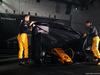 RENAULT RS17, Nico Hulkenberg (GER) Renault Sport F1 Team e Jolyon Palmer (GBR) Renault Sport F1 Team unveil the Renault Sport F1 Team RS17. 21.02.2017.