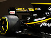 RENAULT RS17, Renault Sport F1 Team RS17 rear wing e Pirelli wheel. 21.02.2017.