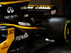 RENAULT RS17, Renault Sport F1 Team RS17 engine cover e rear wing detail. 21.02.2017.
