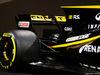 RENAULT RS17, Renault Sport F1 Team RS17 rear wing e Pirelli wheel. 21.02.2017.