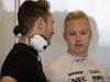 TEST ABU DHABI 28 NOVEMBRE, Nikita Mazepin (RUS) Sahara Force India F1 Team Development Driver.
