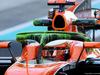 TEST F1 ABU DHABI 29 NOVEMBRE, McLaren new aero halo 29.11.2017.