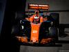 TEST F1 ABU DHABI 29 NOVEMBRE, Stoffel Vandoorne (BEL) McLaren MCL32. 29.11.2017.