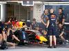 TEST F1 ABU DHABI 29 NOVEMBRE, Fernando Alonso (ESP) McLaren F1  28.11.2017.
