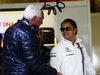 TEST F1 BARCELLONA 10 MARZO, Felipe Massa (BRA) Williams e Lawrence Stroll (CAN) father of Lance Stroll (CDN)  10.03.2017.