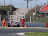 TEST F1 BARCELLONA 10 MARZO, Romain Grosjean (FRA) Haas F1 Team VF-17 off the circuit. 10.03.2017.