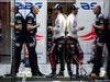 TEST F1 BARCELLONA 10 MARZO, (L to R): Franz Tost (AUT) Scuderia Toro Rosso Team Principal with Carlos Sainz Jr (ESP) Scuderia Toro Rosso. 10.03.2017.