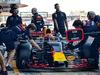 TEST F1 BARCELLONA 10 MARZO, Max Verstappen (NLD) Red Bull Racing RB13 running sensor equipment. 10.03.2017.
