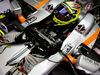 TEST F1 BARCELLONA 10 MARZO, Sergio Perez (MEX) Sahara Force India F1 VJM10. 10.03.2017.