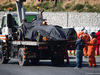 TEST F1 BARCELLONA 10 MARZO, The McLaren MCL32 of Fernando Alonso (ESP) McLaren is recovered back to the pits on the back of a truck. 10.03.2017.