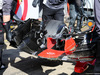 TEST F1 BARCELLONA 27 FEBBRAIO, Kevin Magnussen (DEN) Haas VF-17 with a broken front wing. 27.02.2017.